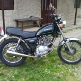 Suzuki Gn125, kao nov