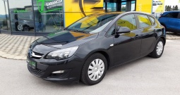 Opel Astra J 1.7 CDTI 81kw -5 godina garancije!