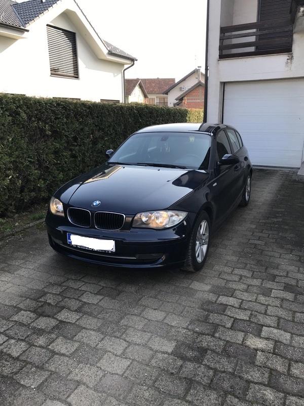 BMW 118d full oprema, navi., tempomat, grijana sjedala