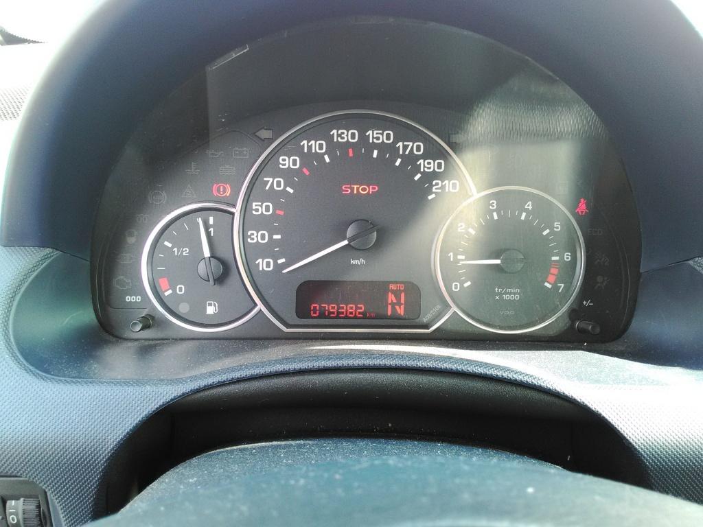 Peugeot 1007 automatik