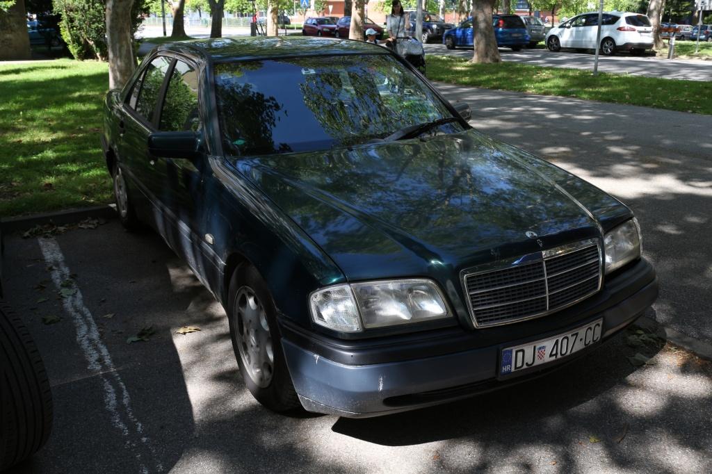 Mercedes-Benz C-klasa C180 Esprit 1.8 benzin 91KW LPG