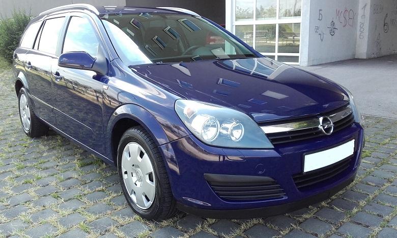 Opel astra 1. 9 cdti