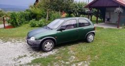 Opel Corsa 1.2i 16V (65 ks)