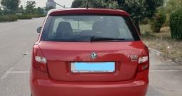Škoda Fabia 1.4 + plin