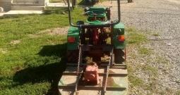 Traktor Tomo Vinković 418, kosilica,prikolica