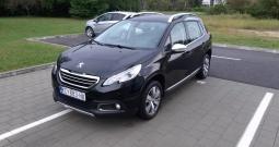 Peugeot 2008, diesel, registriran 1 godinu