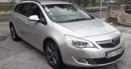 Opel Astra J 1.7 CDTI Eco Flex Sport-SW-2012.g-reg-2-20-navi-alu17'