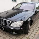 Mercedes-Benz S klasa 500L 4MATIC