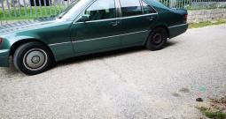 Mercedes Benz 1993. dobro očuvan