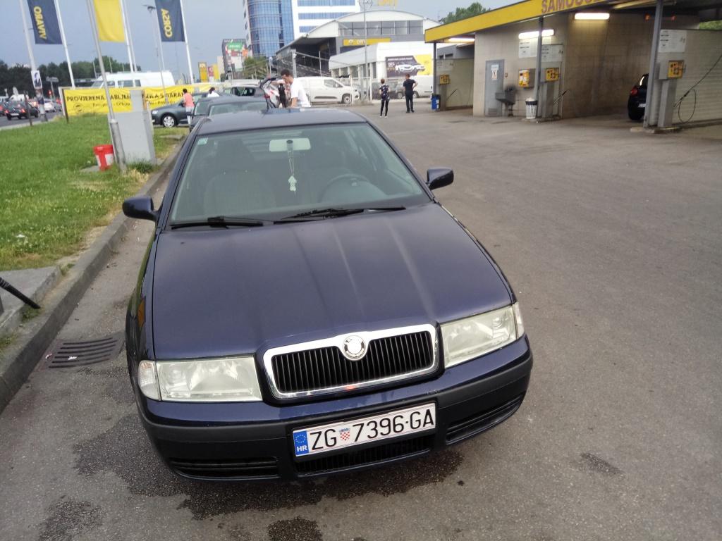 Škoda Octavia 1.9 TDI