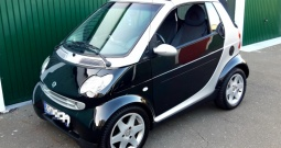 Smart fortwo cabrio diesel