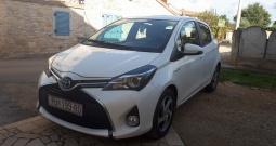Toyota Yaris1.5 Hybrid