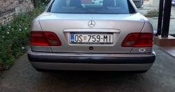 Prodajem Mercedes e290 u odličnom stanju!