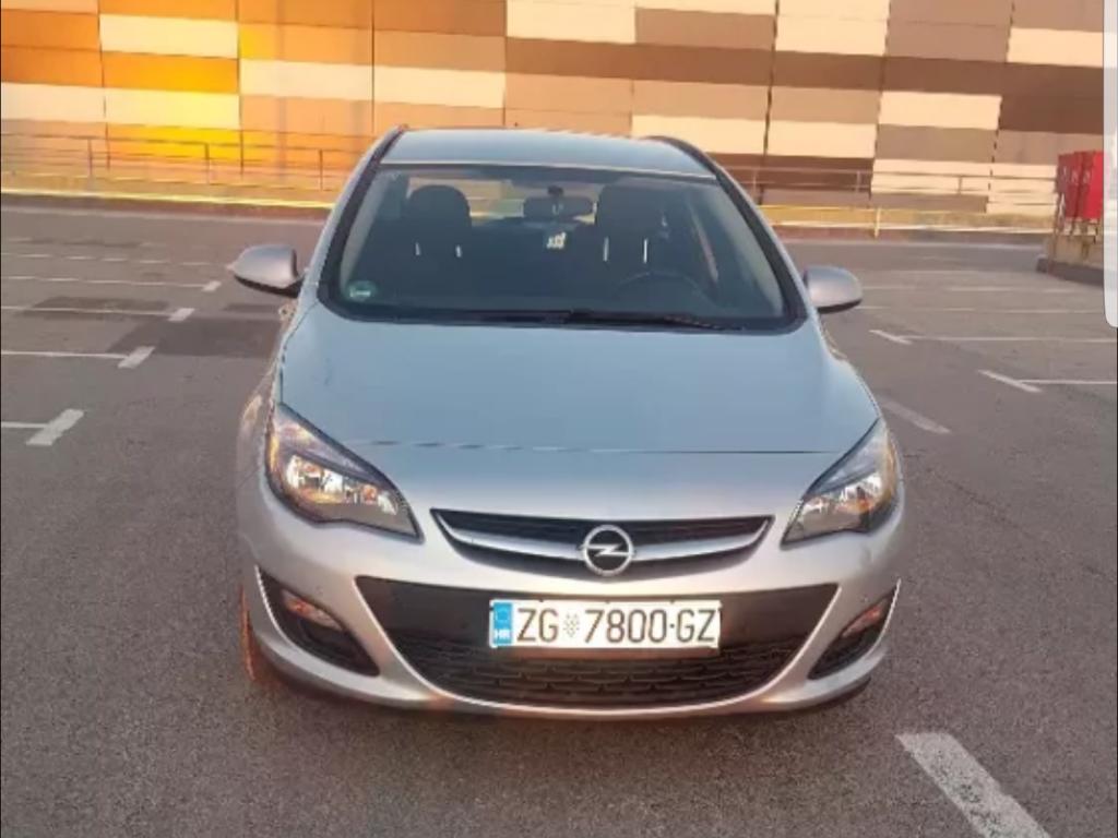 Opel Astra Karavan 1.6
