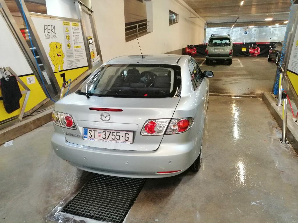 Mazda 6 120CD ODLIČNA *REG. GODINU DANA**