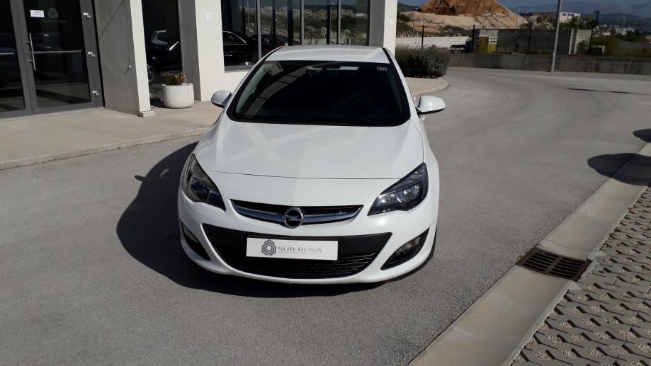 Opel Astra 1.6 automatik - NIJE UVOZ