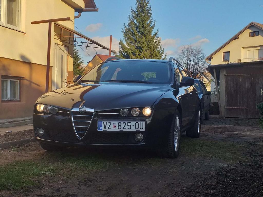 Alfa 159 SW 1.9 16v