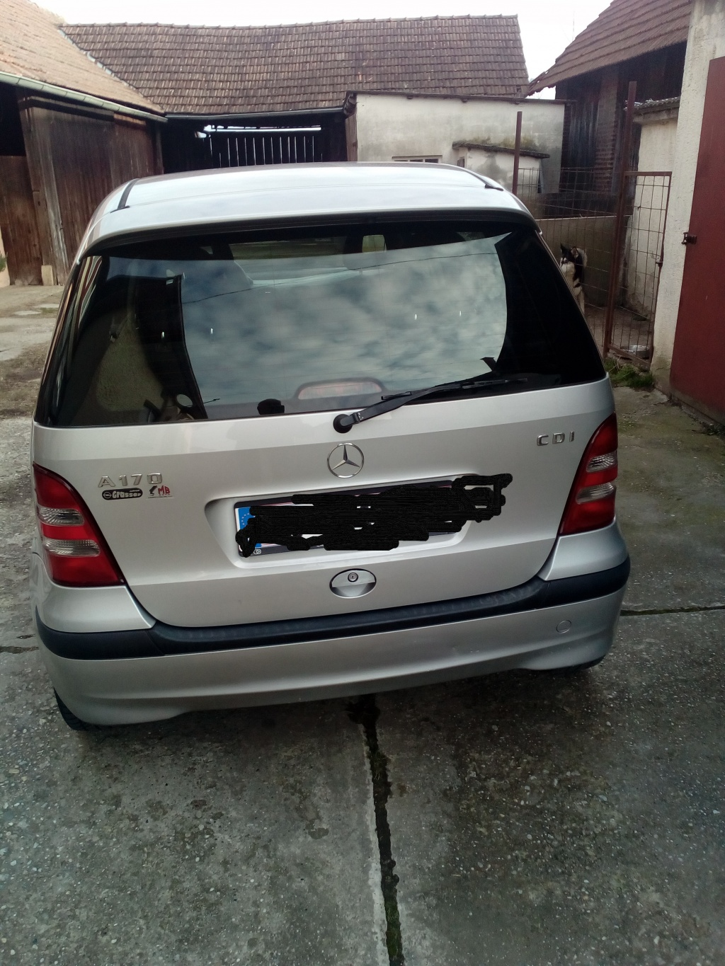 Mercedes A klasa 1,7 CDI Long