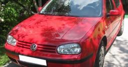 Volkswagen Golf IV Comfortline 1,6
