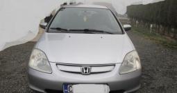 Honda Civic 1,7 I-CTDI  + kuka