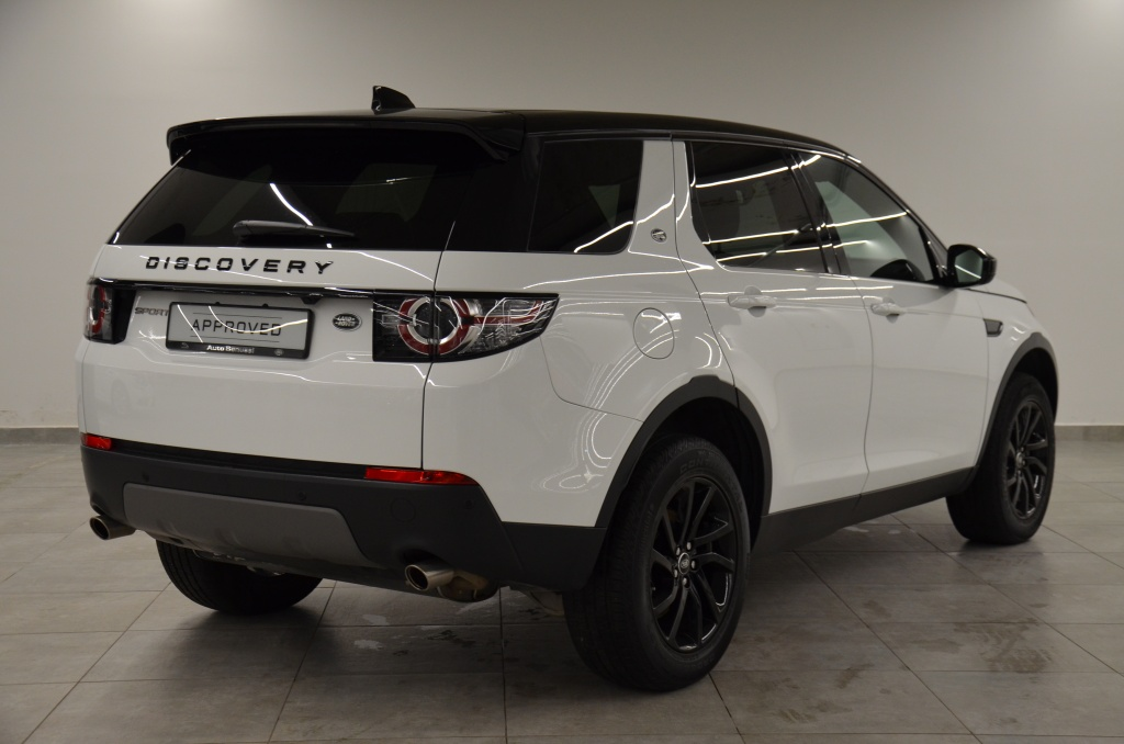 LAND ROVER DISCOVERY SPORT 2.0d