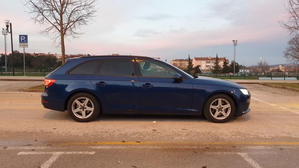 Audi A4 Avant 2,0TDI REG. GODINU DANA
