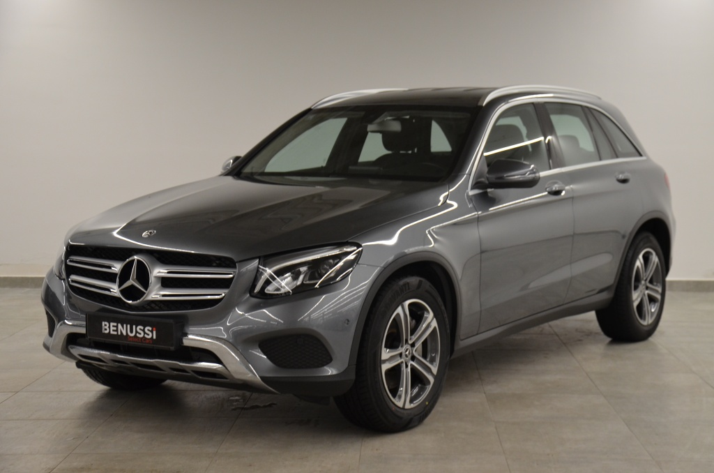 MERCEDES GLC 220 D 4MATIC
