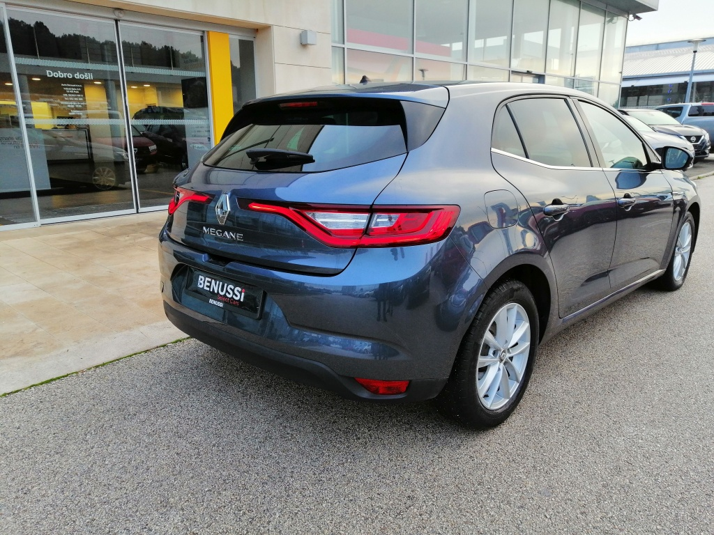 RENAULT MEGANE Limited Energy dCi 110