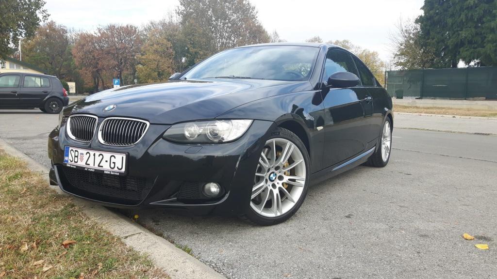 BMW M 330 cd e92