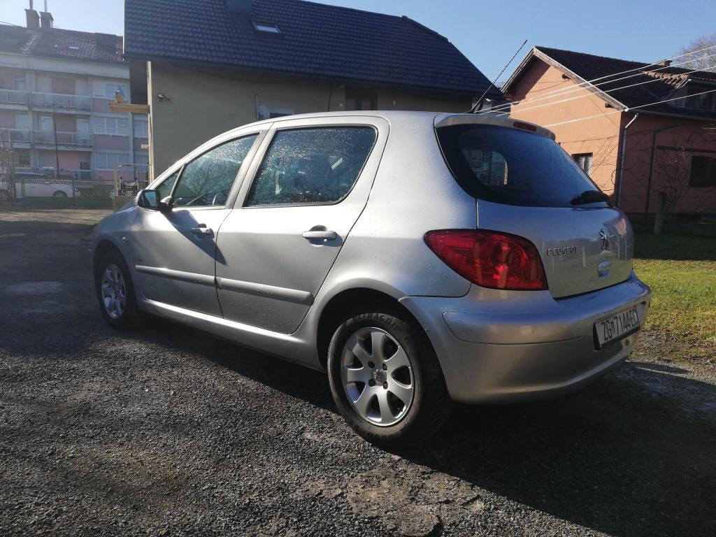 Peugeot 307 1.6 16v 80 kW
