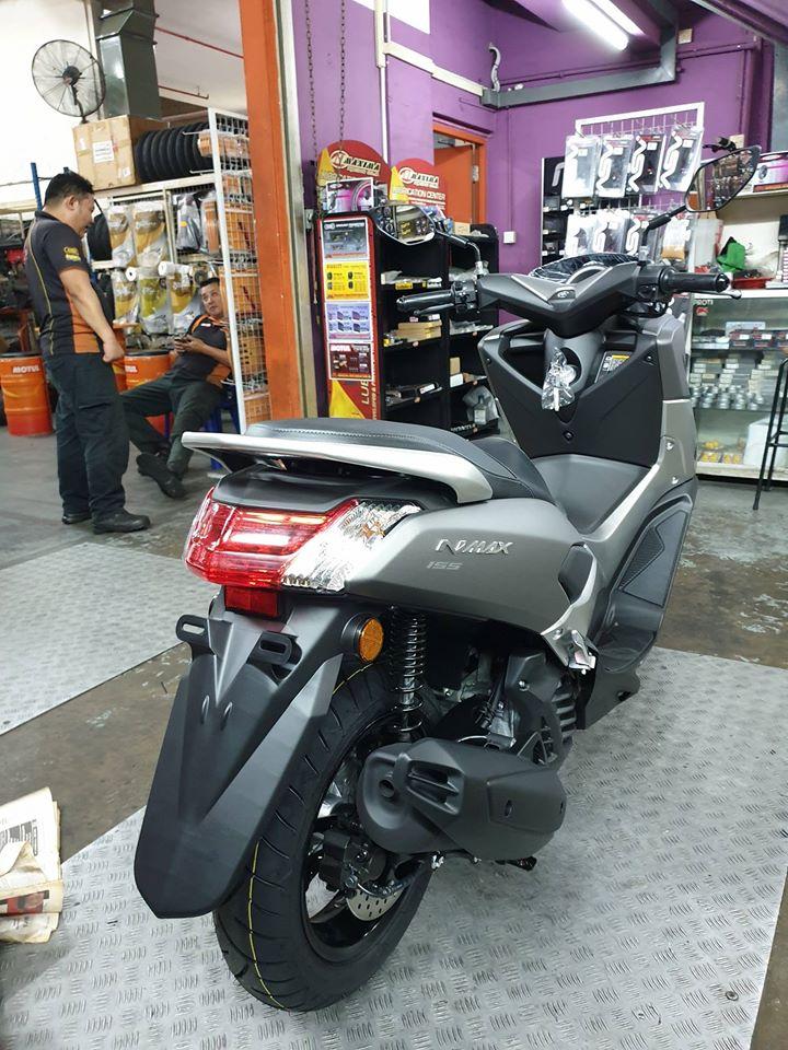 2018 Yamaha NMAX scooter