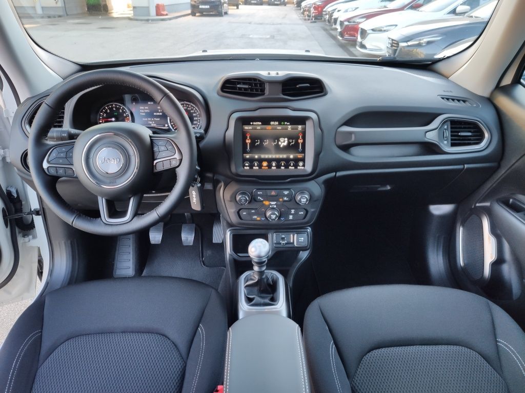 JEEP RENEGADE LIMITED 1.0 120KS LIMITED FWD