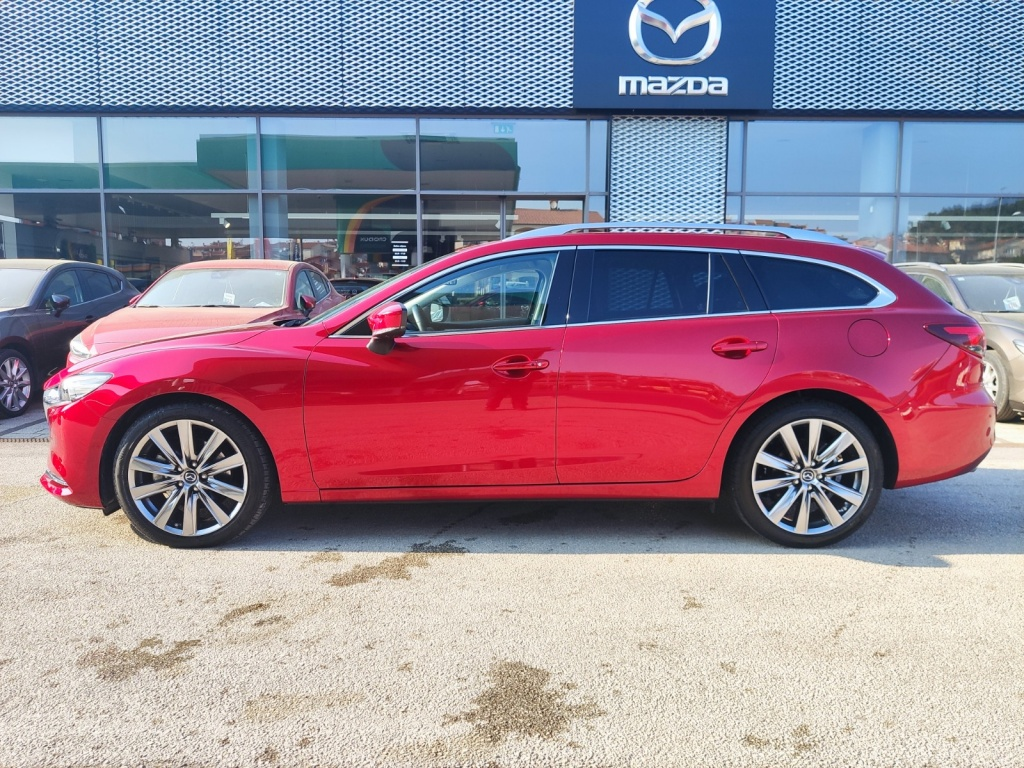 MAZDA 6 SPC CD184 AT REVOLUTION TOP- BESPLATNA DOSTAVA!