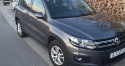 VW Tiguan TDI 2.0 RABBIT, kupljen u HR