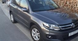 VW Tiguan TDI 2.0 RABBIT, kupljen u HR