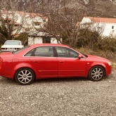 Audi A4 2.0 TDI S-line