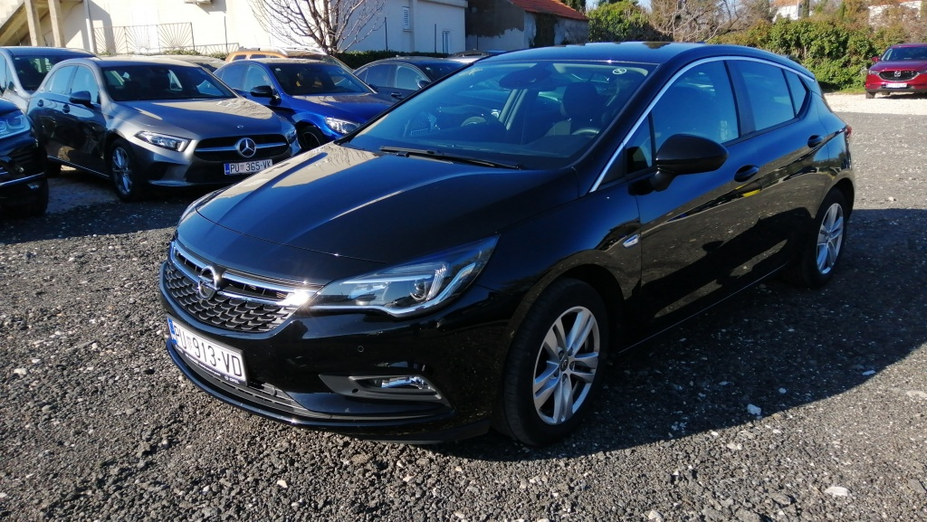 OPEL ASTRA AT 1.4 TURBO- BESPLATNA DOSTAVA!