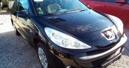 Peugeot 206+ 2010g. KLIMA