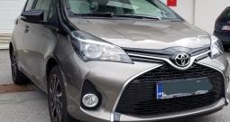 Toyota yaris BI-TONE izvedva, odlična,hitno