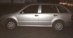 Škoda fabia 1.9 tdi combi