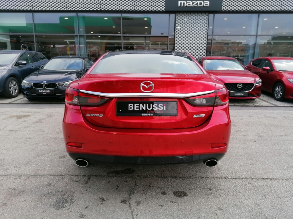 MAZDA 6 AT REVOLUTION TOP CD175