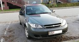 Chevrolet Lacetti 1,4 SE, 1. vlasnik, plin,