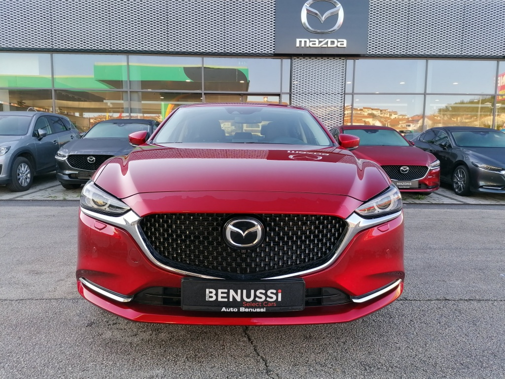 MAZDA 6 CD184 REVOLUTION TOP- BESPLATNA DOSTAVA!