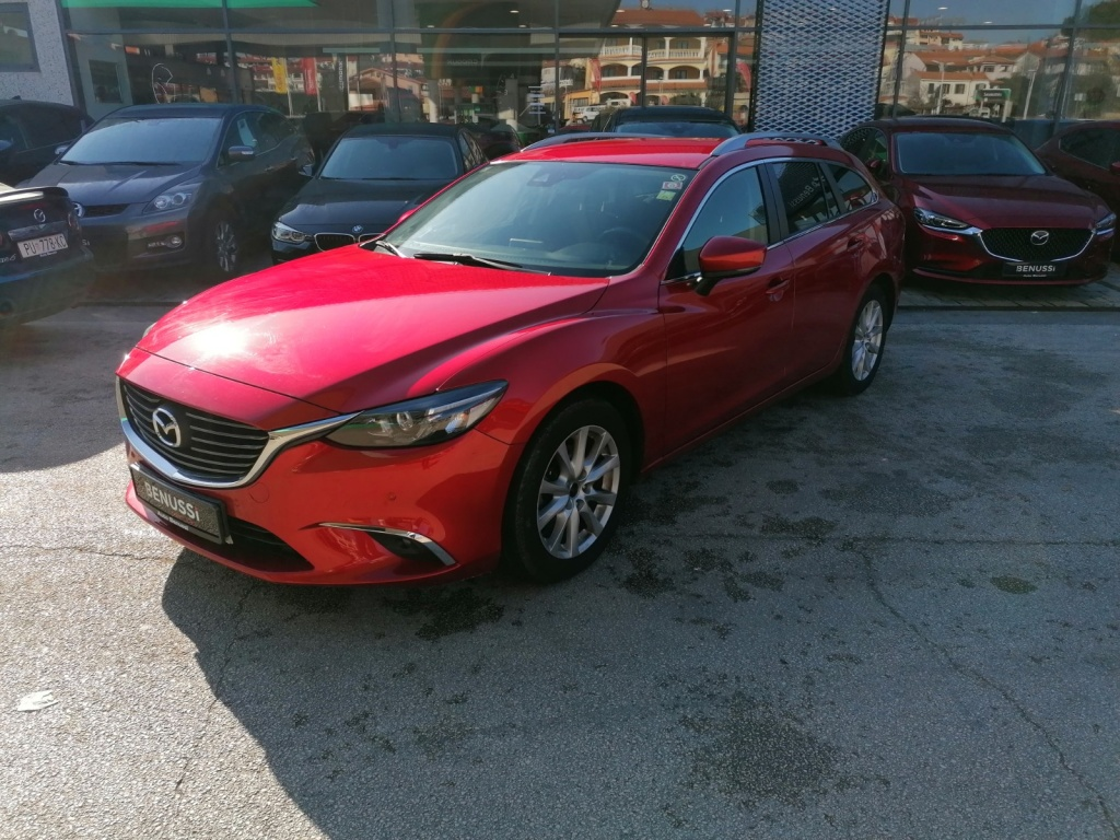 MAZDA 6 SW AT CD150 ATTRACTION