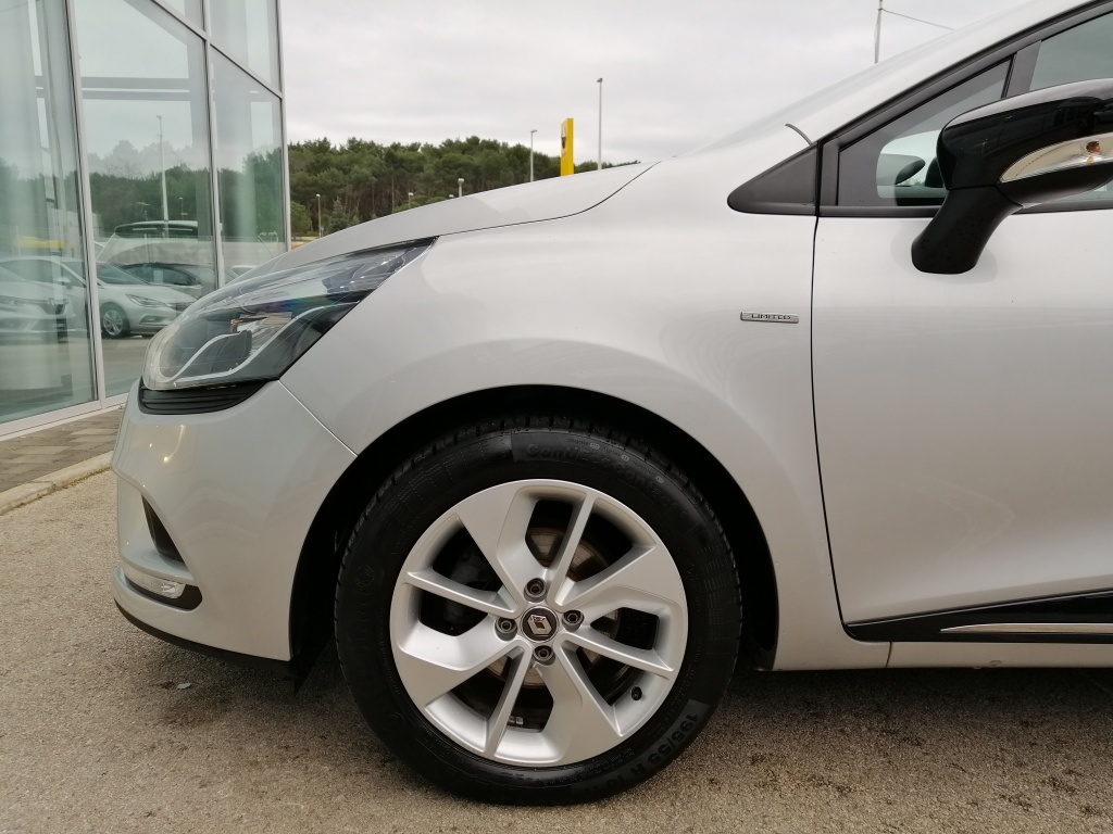 RENAULT CLIO Limited Energy DCI 75