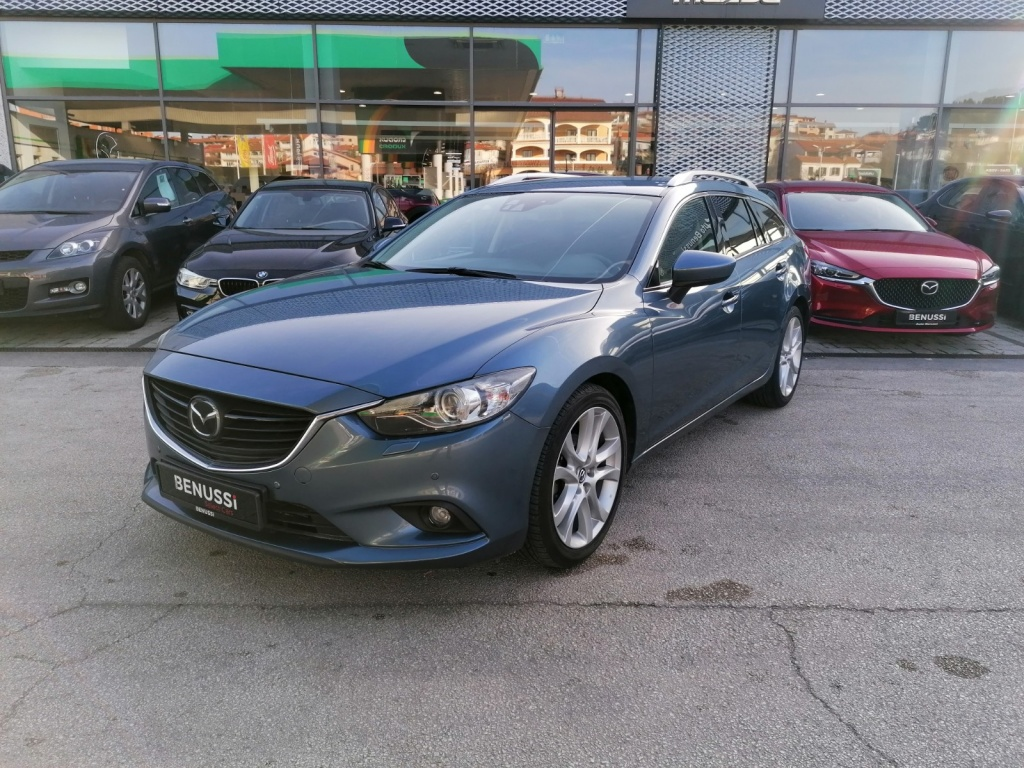 MAZDA 6 SPC CD175 AT REVOLUTION TOP- BESPLATNA DOSTAVA!