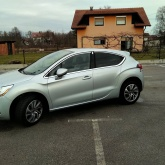 Citroen DS DS4 1.6HDI SO CHIC