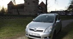 Toyota Corolla Verso 2.2 D4 D, Sol