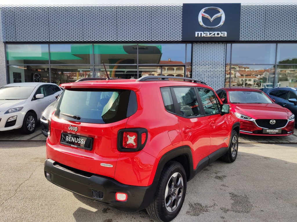 JEEP RENEGADE 1.6 MTJ