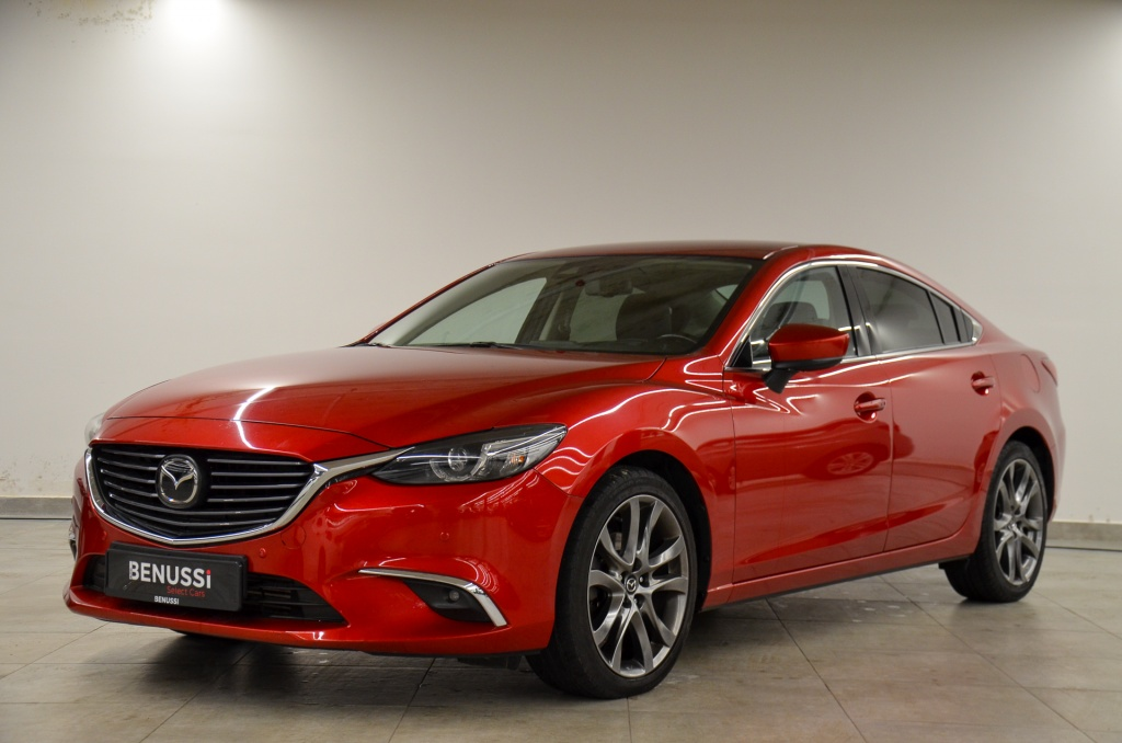 MAZDA 6 REVOLUTION TOP AT